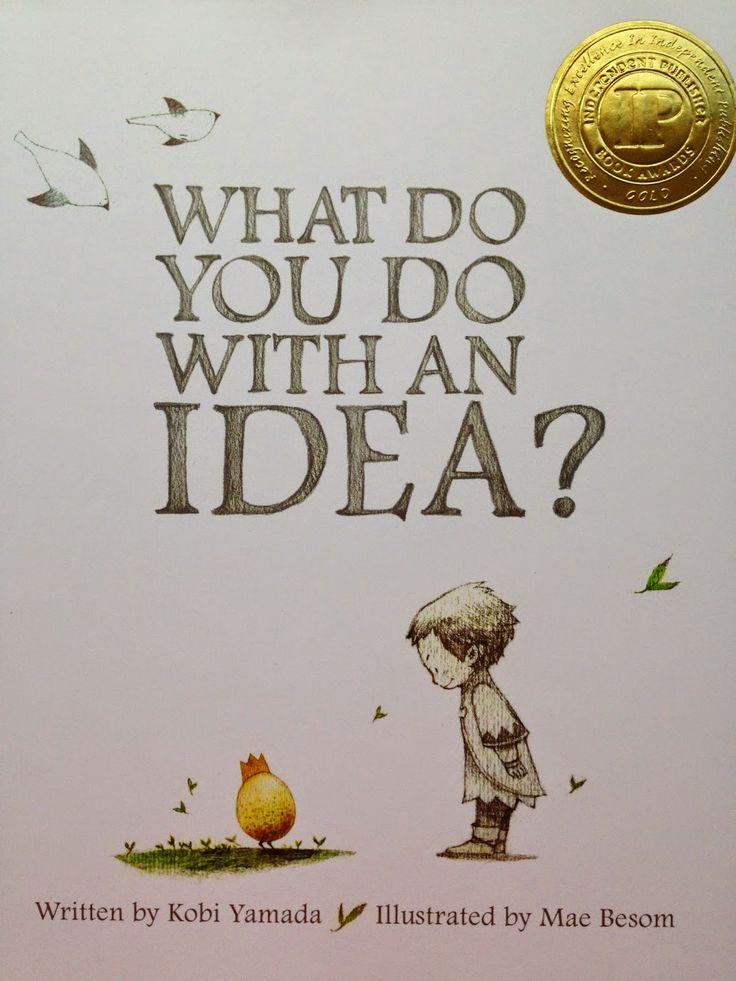 Amazon / What Do You Do With An Idea? by Kobi Yamada
