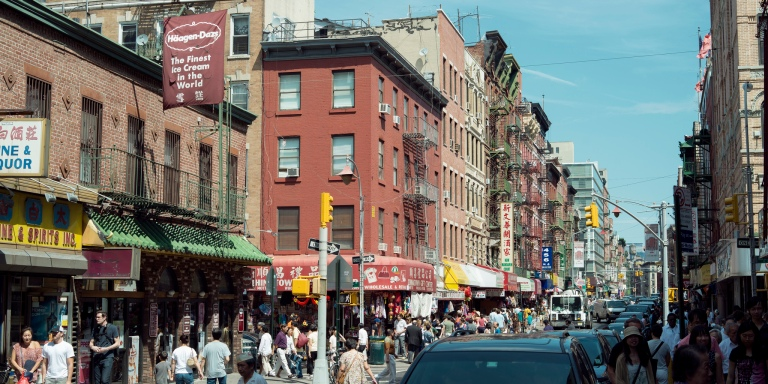 The Reason Why New York City's Chinatown Is Next To LittleItaly