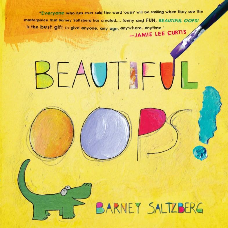 Amazon / Beautiful Oops! by Barney Saltzberg