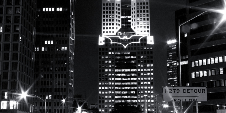 London's Very Own Batman Is Running Around Saving People From BeingMugged