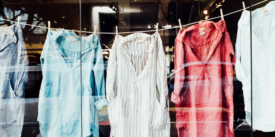If It Hurts To Get Rid Of Your Old Clothes, ReadThis