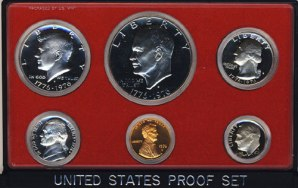 bicentennial proof set