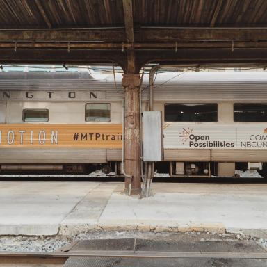 The Millennial Trains Project: Rocketing Into The Future
