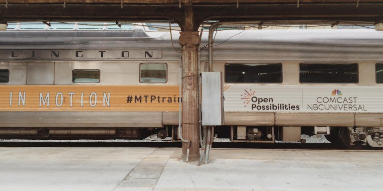 The Millennial Trains Project: Rocketing Into TheFuture