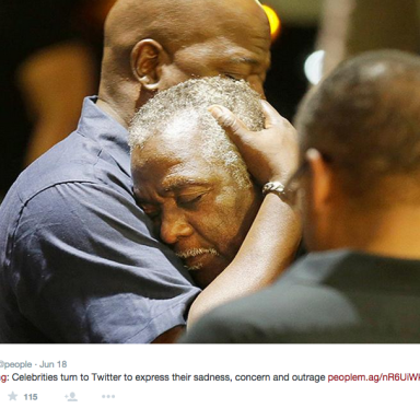 The Charleston Church Massacre And The Emotional Toll Of Continuously Experiencing Black Pain