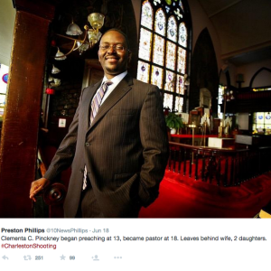 Who Was Clementa Pinckney? 7 Things You Need To Know About This Charleston Massacre Victim