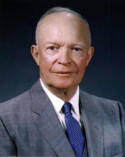 Dwight D. Eisenhower /// (Wikipedia)