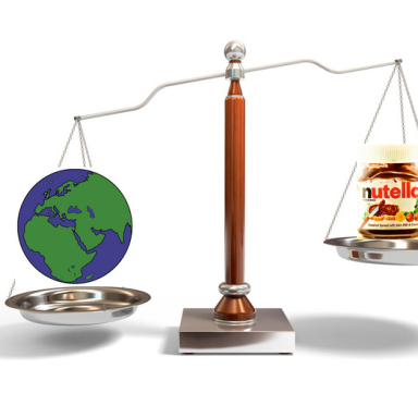 If We Want Earth To Survive We Must Stop Eating Nutella, A French Minister Says