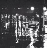 el rainy night