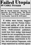 fiction collective review series 2 village voice june 1975