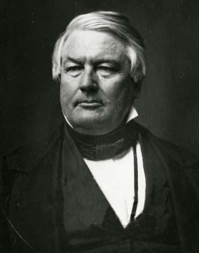 Millard Fillmore /// (Wikipedia)