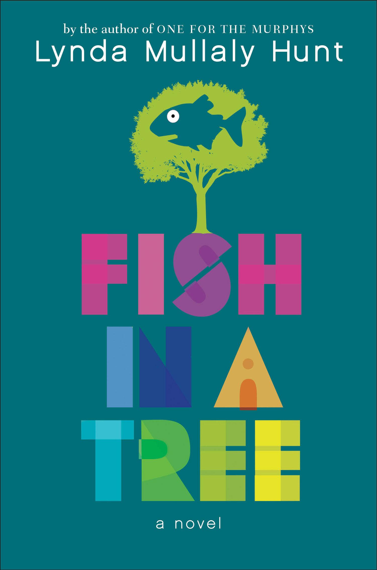 Amazon / Fish In A Tree, by Lynda Mullaly-Hunt