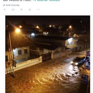 15 Heartbreaking Photos That Capture The Devastation Of The #AccraFloods