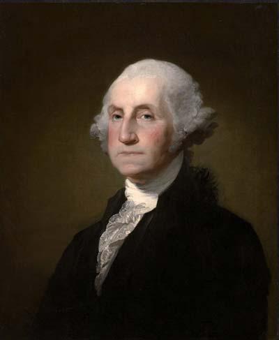 George Washington /// (Wikipedia)