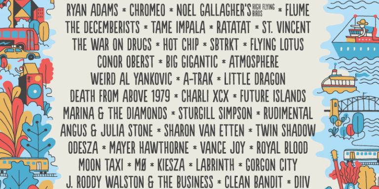 Drake, St. Vincent, Bjork, Lana Del Rey + More – The Ultimate Guide To Governors Ball2015