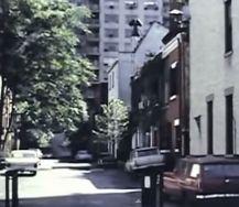 greenwich village street mews