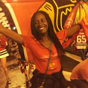 The Making Of A Blackhawks Fan Pt. I: When A Black Girl Loves Hockey