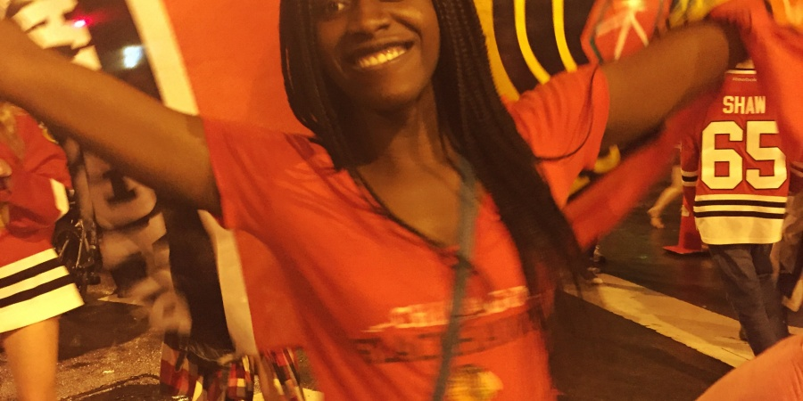 The Making Of A Blackhawks Fan Pt. I: When A Black Girl LovesHockey