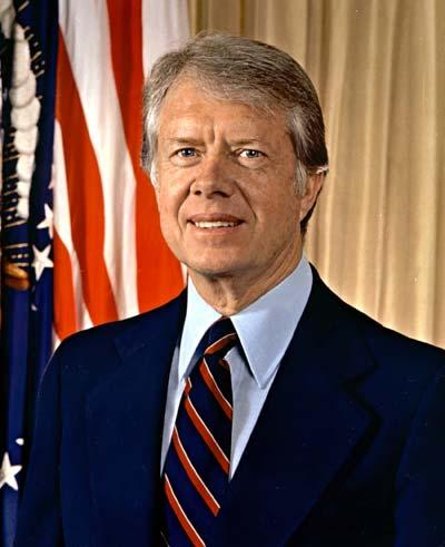 Jimmy Carter /// (Wikipedia)