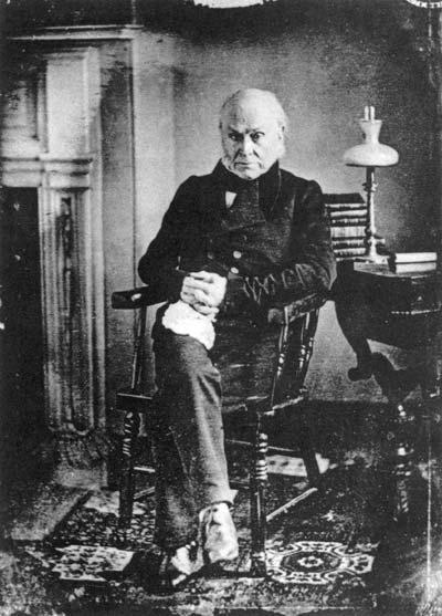 John Quincy Adams /// (Wikipedia)