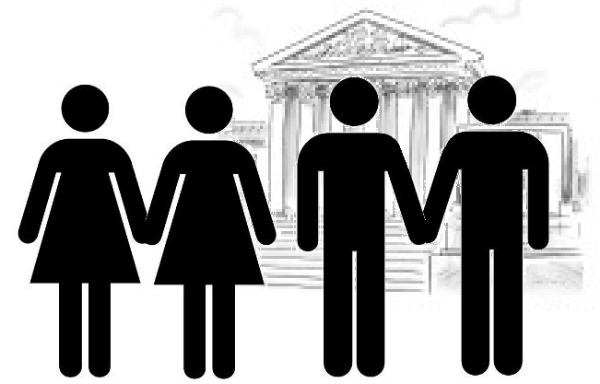 Supreme Court Rules Gay Marriage Bans As Unconstitutional, Gay MarriageGreen-Lighted