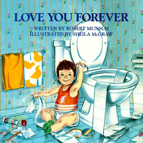 Amazon / Love You Forever by Robert Munsch