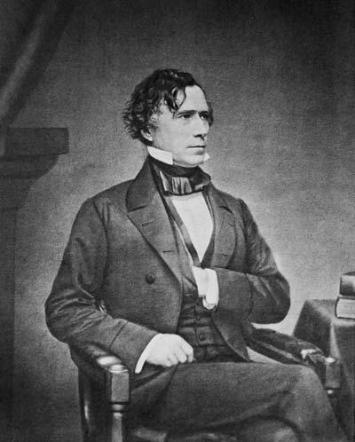 Franklin Pierce /// (Wikipedia)
