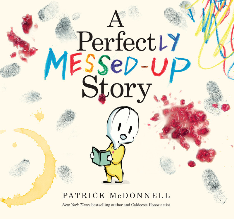 Amazon / The Perfectly Messed Up Story by Patrick McDonnell