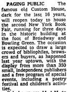 ny book fair 1975