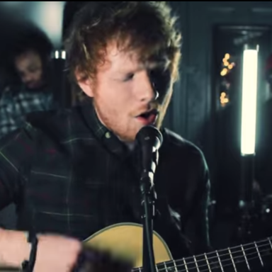 Ed Sheeran Covering Trap Queen Is Something You Might Want To Hear