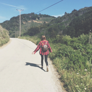 On Being Brave, On Climbing The Hill