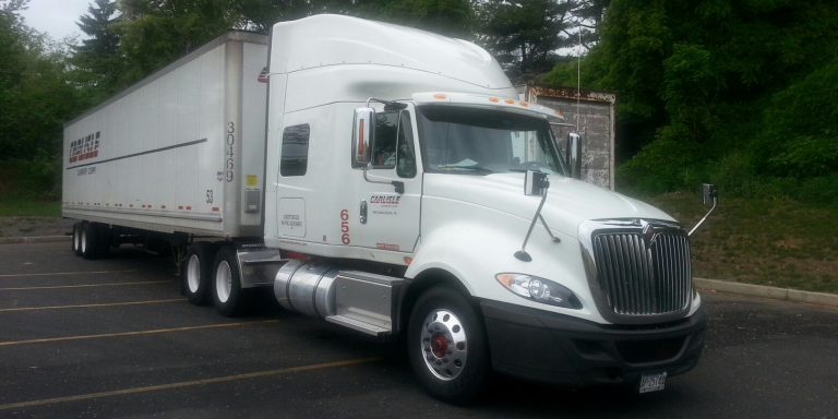 This Is What It's Like To Live As A Commercial TruckDriver