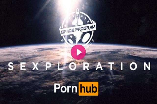 Indiegogo.com / Pornhub Space Program - SEXPLORATION