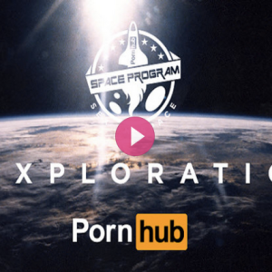Pornhub Wants To Film Sex In Space, And They Are Trying To Crowdsource 3.4 Million Dollars To Make It Happen