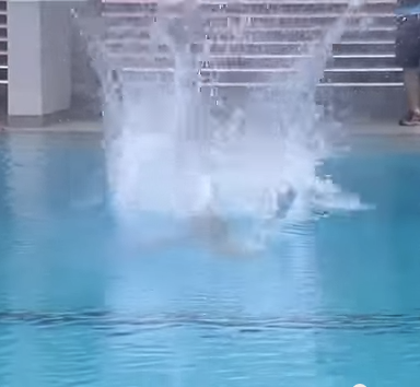 Watch The Most Cringeworthy Diving Fails Ever To Appear On Live TV