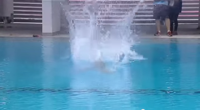 Watch The Most Cringeworthy Diving Fails Ever To Appear On LiveTV