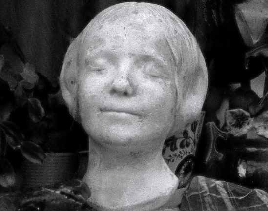 Creepy History: Eternal Beauty, The Death Mask Of L'Inconnue De La Seine