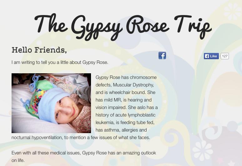 The Gypsy Rose Trip