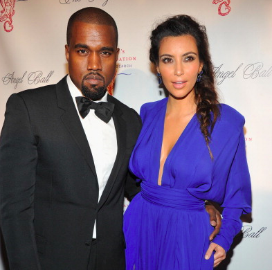 Kanye And Kim Kardashian Announce On Instagram They're Expecting A BabyBoy