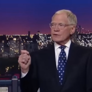 David Letterman Saved My Life