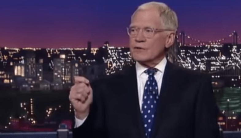 David Letterman Saved MyLife