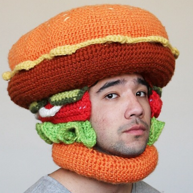 These Are The Food Hats You Didn't Know You Needed Until Now