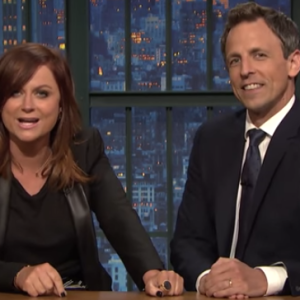 Sexist Sports Illustrated Editor Gets Absolutely Destroyed By Amy Poehler And Seth Meyers