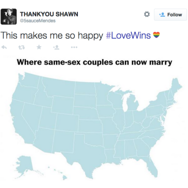 39 Freaking Awesome #LoveWins Tweets That Will Make Your Heart Jump For Joy