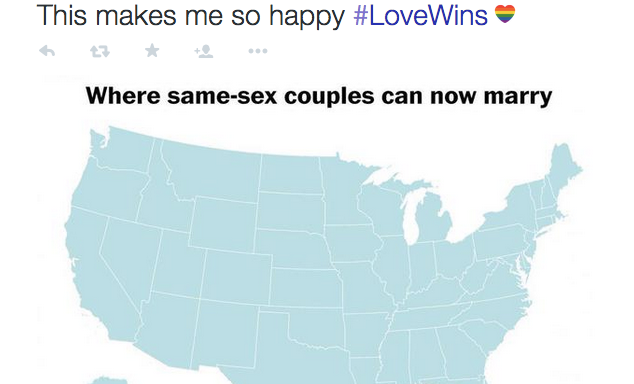 39 Freaking Awesome #LoveWins Tweets That Will Make Your Heart Jump ForJoy