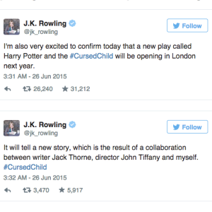 Your Day Just Got Better Because New 'Harry Potter' Story Is Set To Be Released In 2016