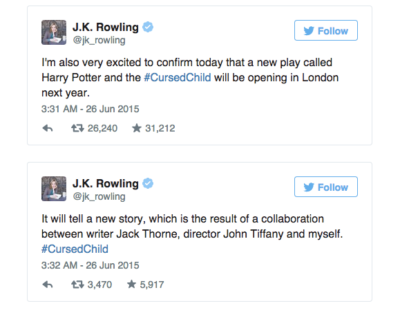 Your Day Just Got Better Because New 'Harry Potter' Story Is Set To Be Released In2016