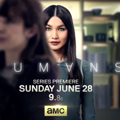 The Scars Of Being A Slave Master: AMC's Humans' New Take On I, Robot
