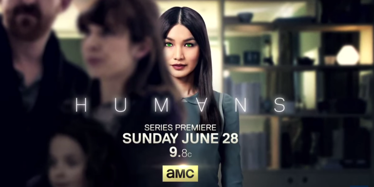 The Scars Of Being A Slave Master: AMC's Humans' New Take On I,Robot