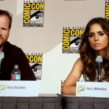 Someone Already Did the Definitive Pop Culture Parody Of Joss Whedon (It Was Joss Whedon)